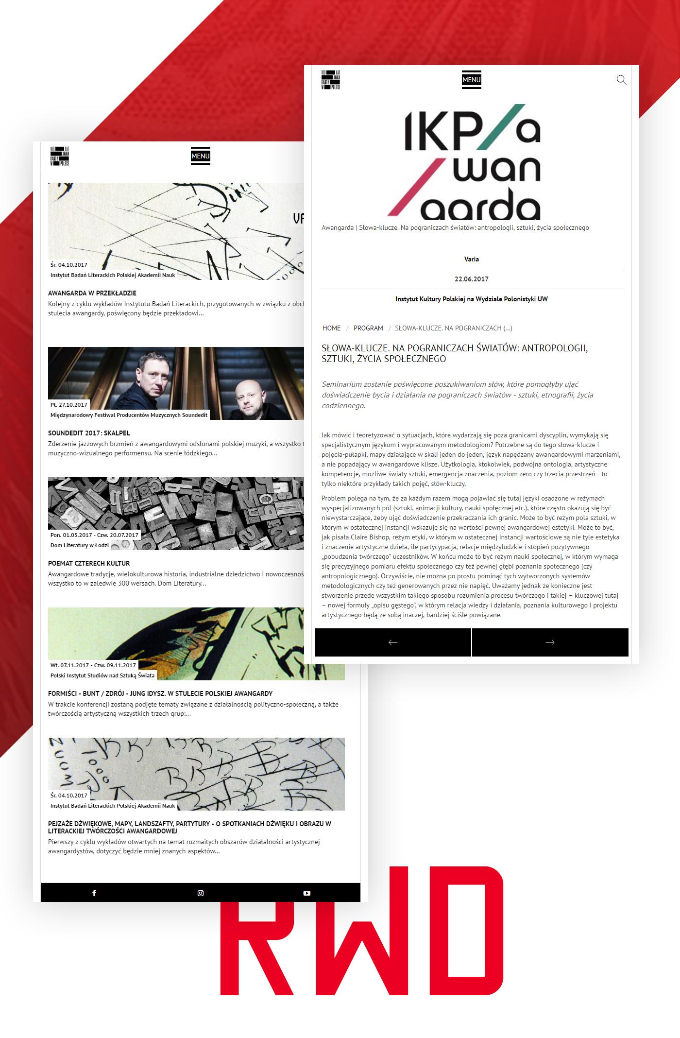 Mobilność strony www