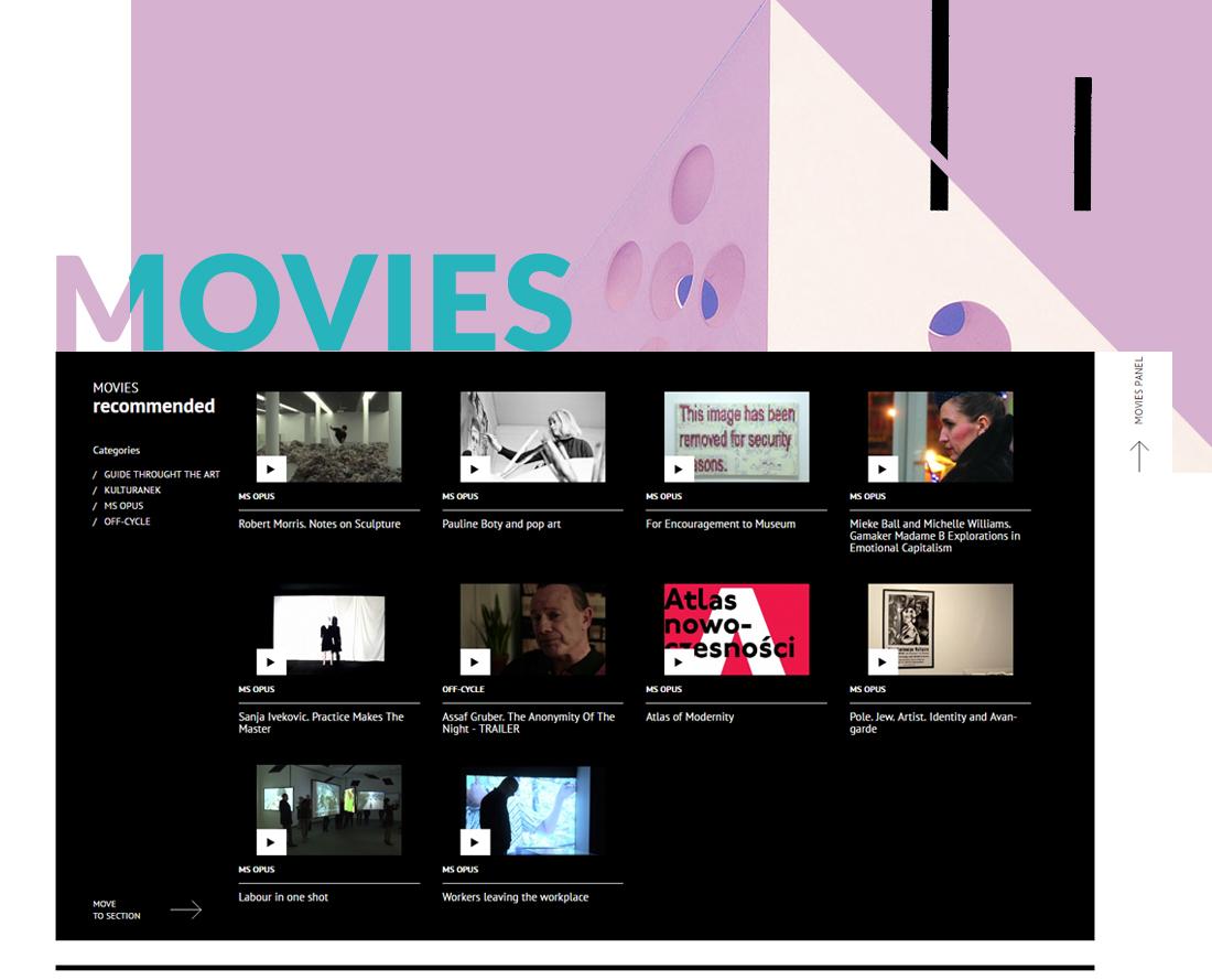 wideo na stronie