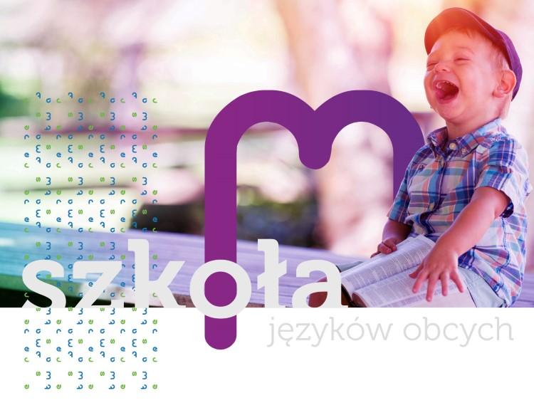 Identyfikacja wizualna dla szkoły z Opola