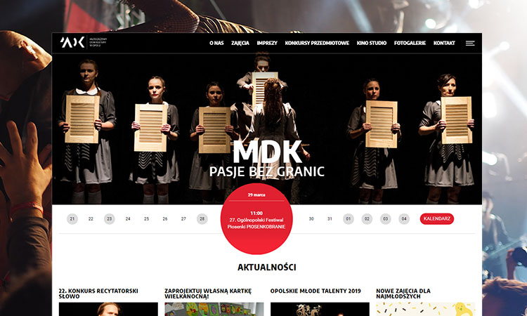 Portal MDK Opole