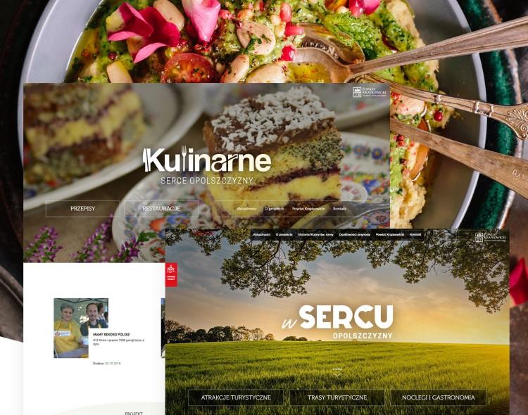 Projektowanie portali Opolskie