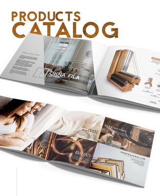 Projekt katalogu firmowego