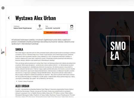 Nowoczesny design strony