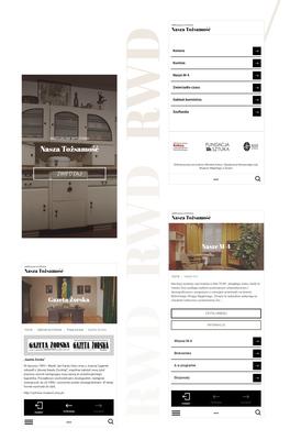 Responsywna strona www
