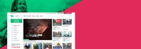 Portal internetowy Radia Park Kędzierzyn-koźle