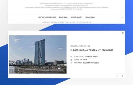 okna modalne na stronie www