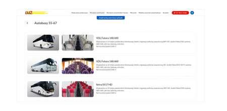 Galerie zdjęć na stronie www