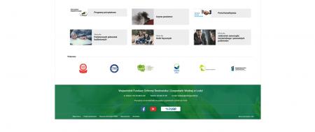 Strony internetowe Łódź