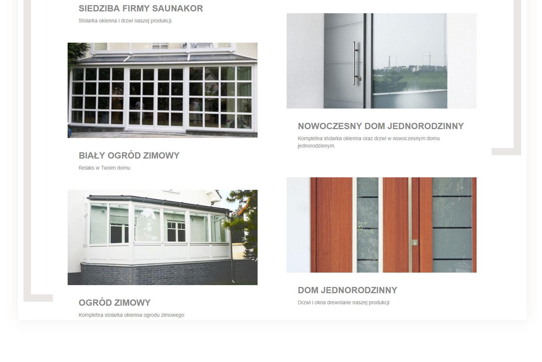 Nowe portfolio na stronie internetowej