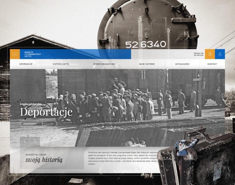 Portal internetowy Stacji Radegast z Łodzi