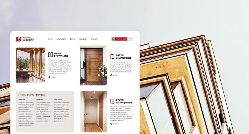 Strona internetowa i branding  Fila - Opole, Wrocław, Katowice